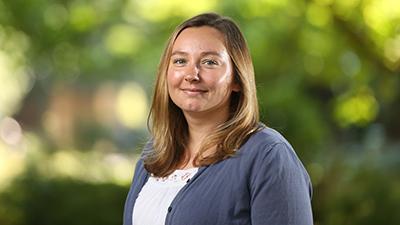 Portrait of Jackie Etchison