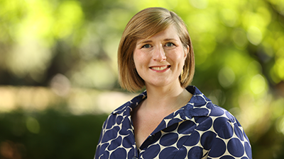 Maeve Anderson, Executive Assistant